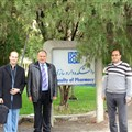 The Dean of Faculty of Pharmacy, EMU visited TUMS