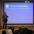 "Prof. Reza Mehvar visited faculty of pharmacy and gave a lecture on ""Pharmacokinetic-Based drug Therapy in Liver Diseases"" at Razi Hall"
